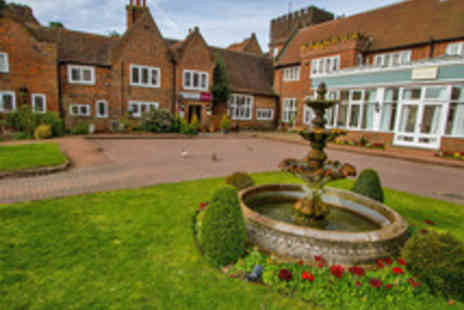 Mercure Letchworth Hall Hotel - Peaceful Hertfordshire Country Manor Break - Save 56%