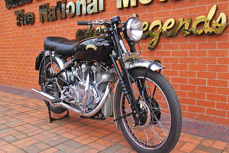 National Motorcycle Museum - Tickets to National Motorcycle Museum  - Save 50%