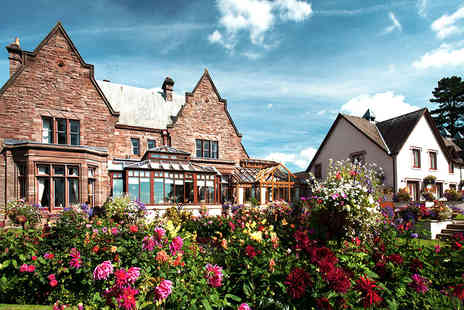 Appleby Manor Country House Hotel - One night  Lake District Victorian Country Hotel - Save 0%
