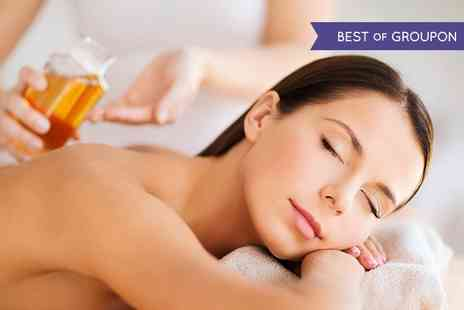 Depilex Health and Beauty - One Hour Full Body Massage With Aromatherapy Oils - Save 59%