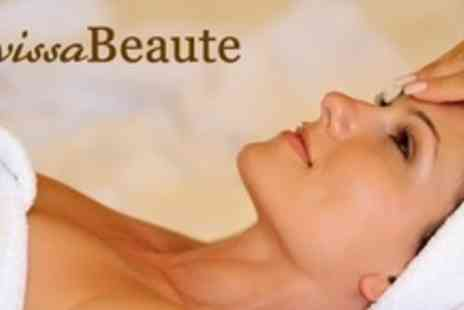 Ivissa Beaute - Choice of Facial and Massage for One - Save 78%