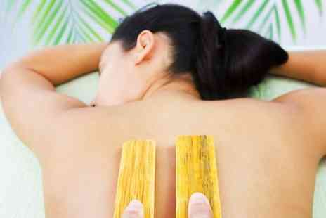 Adriana Dressler  - One Hour Bamboo Massage - Save 60%