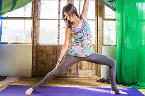 Yoga on the Hill -  Five yoga classes or hour long Reiki sessions - Save 0%
