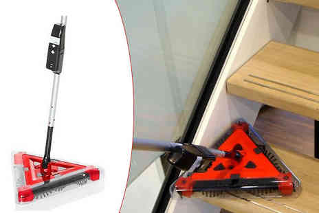 Internet Shop - Cordless Triangle Sweeper Vacuum - Save 80%