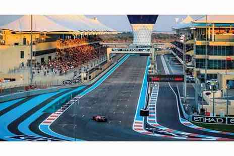 A1 Travel - F1 Abu Dhabi Package including Flights - Save 15%