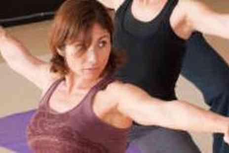 Yogalilies - Eight Classes of Hot Pilates or Hot Yoga - Save 75%