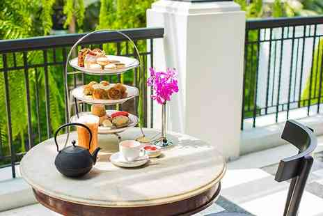 London Tara Hotel  - Afternoon tea for two - Save 50%
