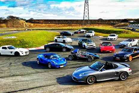 Supercars Scotland - Supercars Passenger Atom Hot Laps or Supercar Experience - Save 0%
