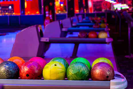 Corn Exchange Village - Tenpin Bowling for up to Six People with Pizza to Share - Save 57%