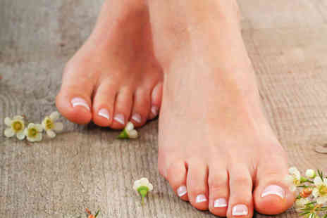 The Skin Clinic - One or Three Laser Fungal Nail Treatments - Save 61%