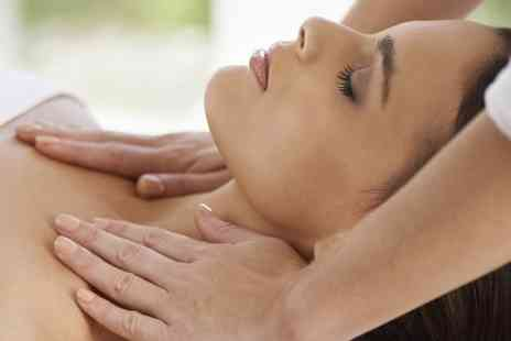 Vanity Flair - One Hour Facial  Plus Deep Tissue Back Massage  - Save 54%