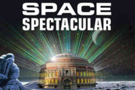 Royal Albert Hall - Space Spectacular Royal Albert Hall Show Tickets  - Save 43%