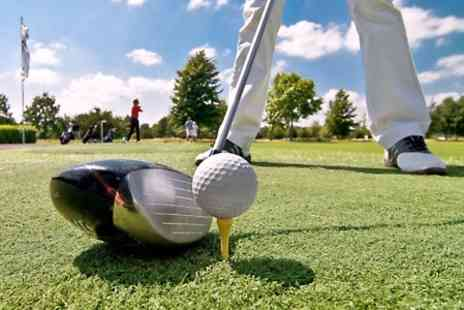 Forbes of Kingennie  - Golf Lesson, 18 Holes and 120 Range Balls  - Save 41%