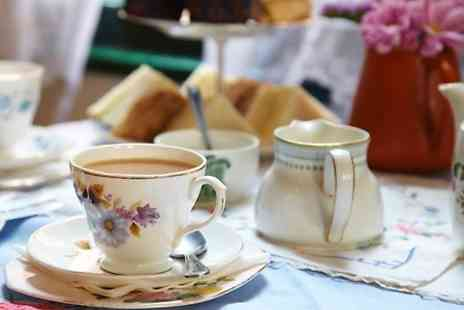 The Chocolate Teapot  - Afternoon Tea For One  - Save 0%