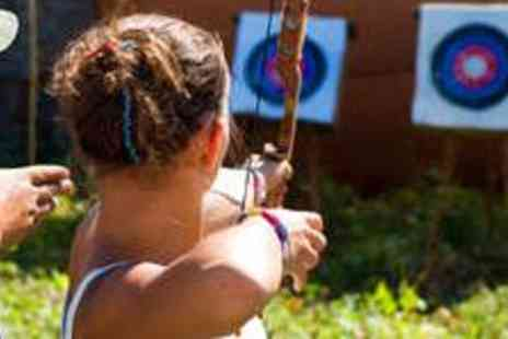 Woodmill Outdoor Activities Centre - Climbing, Archery and High Ropes Session - Save 59%
