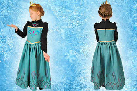 AthenaFashion E Store - Teal Princess Dress - Save 78%