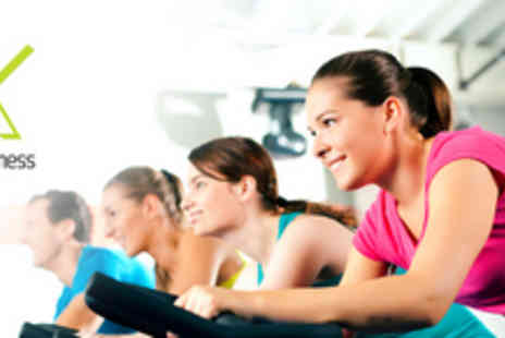 Klick Fitness - 10 individual day gym passes - Save 90%