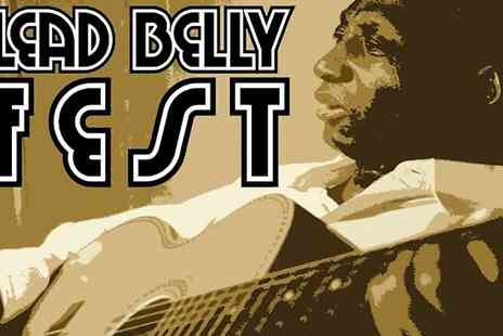 3A Entertainment - Two For One Entry to Lead Belly Fest Featuring Van Morrison and Jools Holland - Save 50%