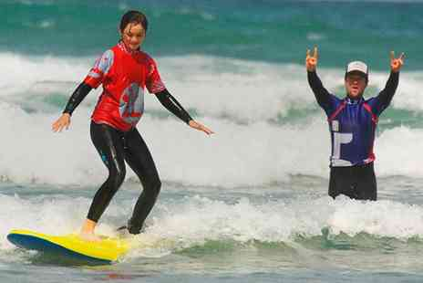Ticket To Ride - Full Day Surfing Experience - Save 56%