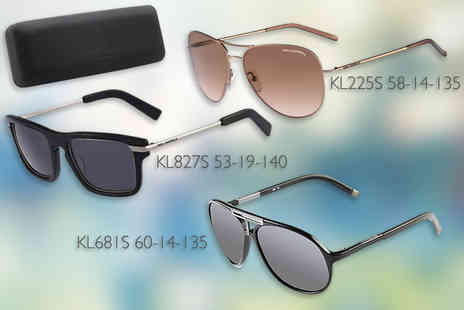 Shop On Time  - Pair of Karl Lagerfeld sunglasses   - Save 75%