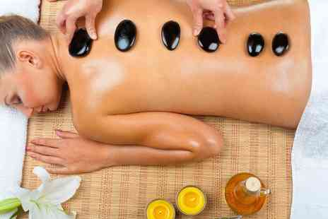 Just In Spa - Choice of Massage Plus Facial  - Save 68%