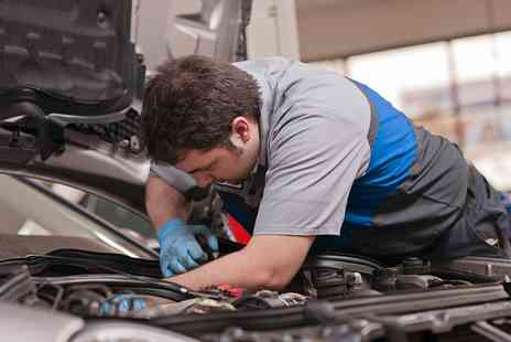 T & M Autocare - 54 Point Car Check With Oil and Filter Change  - Save 0%