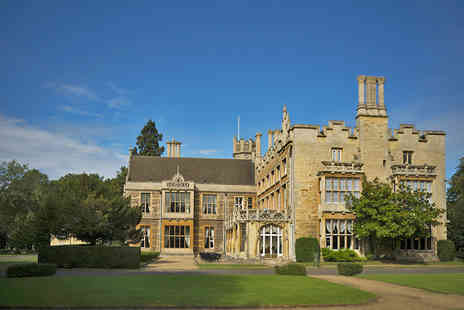 Best Western Plus Orton Hall Hotel - Deluxe Peterborough Country Manor Escape with Rosette  - Save 0%