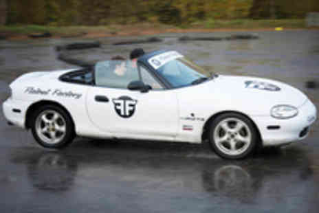 Flatout Factory - Kids and Adults Car Drifting Experiences - Save 61%
