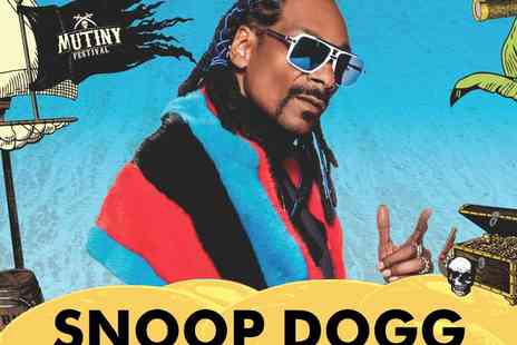 Mutiny Festival - Tickets to Mutiny Festival 2015  featuring Snoop Dogg - Save 0%