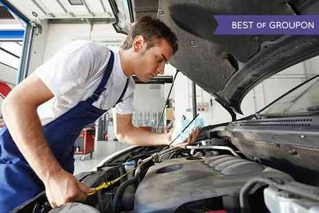 Pit Start garage - Three Hour Car Service and MOT  - Save 83%