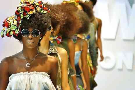 Africa Fashion Week - Entry to Africa Fashion Week London or Catwalk  - Save 0%