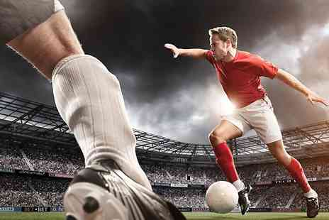 Soccerworld Newcastle - Five a Side Football League - Save 0%