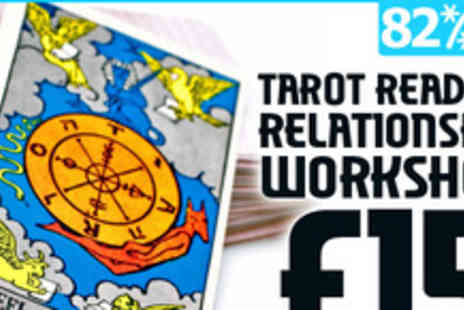 London Tarot Centre - A great deal is on the cards - Save 82%