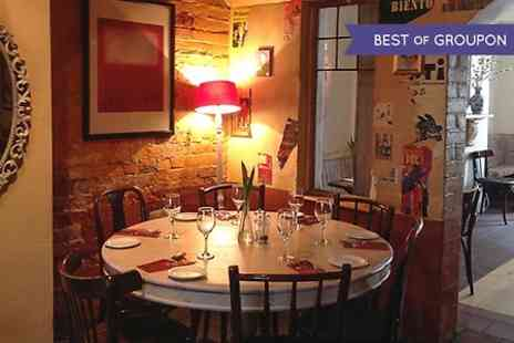 Wildes Wine Bar & Restaurant - Two Course Lunch or Dinner With Prosecco For Two  - Save 44%