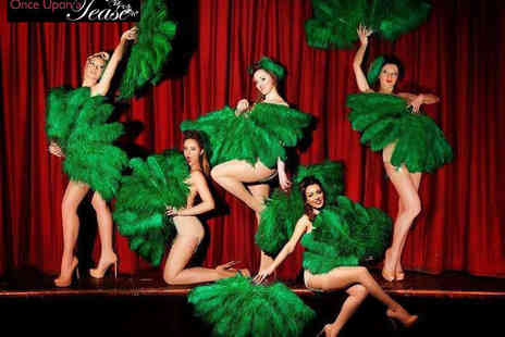 Once Upon a Tease - Two   Burlesque Show Tickets for Once Upon a Tease - Save 50%