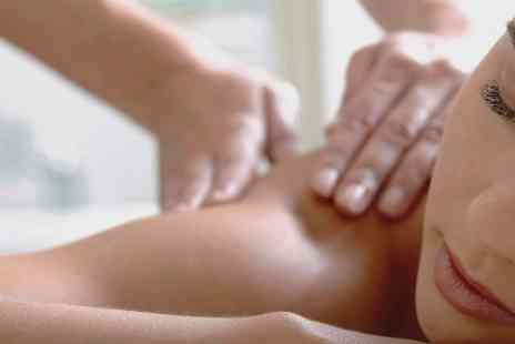 The Therapy Rooms - 60 Minute Full Body Massage or Two 30 Minute Treatments  - Save 48%