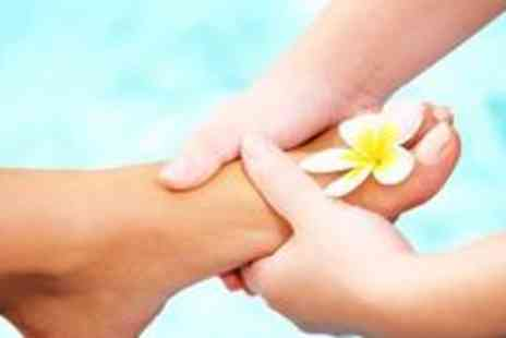 Beauty 2 - Two reflexology sessions - Save 70%