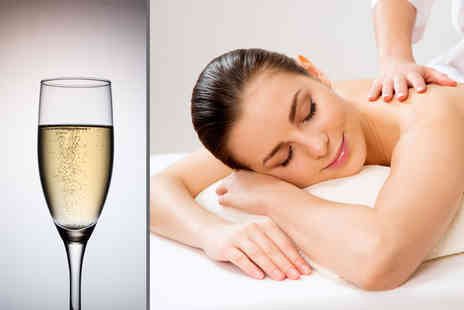 AVA Beauty - One hour Swedish back massage and a glass of bubbly   - Save 60%