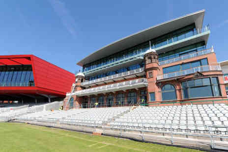 LCCC - One ticket to Lancashire Lightning vs Worcestershire Rapids on Ladies Day including champagne & afternoon tea   - Save 29%