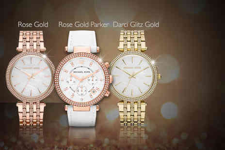 Shop On Time - Ladies Michael Kors bracelet watch   - Save 50%