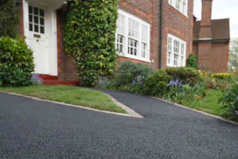 Prospect Cleaning Services - Driveway Power Wash with Gutter Clean  - Save 64%