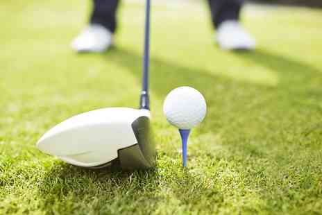 Radnor Golf - Round of Golf With Bacon Roll and Coffee For Two  - Save 50%