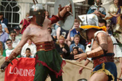 Museum of London - Tickets to Gladiator Games  - Save 50%