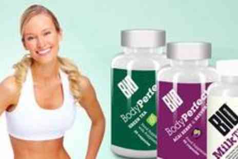Bio Synergy - Superfood Detox and Liver Cleanse package - Save 61%