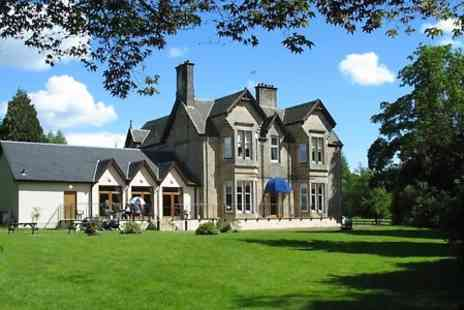 Strathblane Country House - One Night Stay For Two With Breakfast  - Save 0%