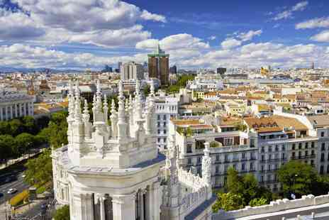 Hotel Ganivet - Two Night in the centre of the Spanish capital with breakfast - Save 36%