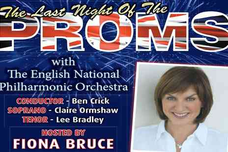 Live Promotions Events - Ticket to The Last Night of the Proms - Save 3%