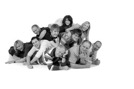 Studio 56 Photography - Family photoshoot for up to 20 including 11 prints  - Save 92%