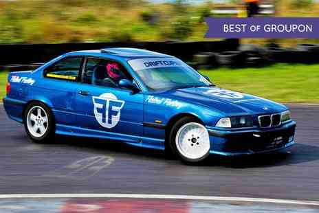 Flatout Factory - Introduction to Drift Course For One - Save 55%