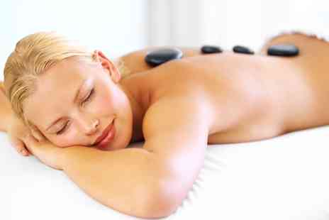 Lux Studio - 60 Minute Hot Stone Massage - Save 58%